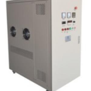 Gerador de ozônio para tratamento de esgoto