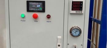 Gerador de ozonio para tratamento de efluentes